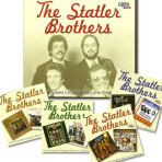 The Statler Brothers 8 Album/4 CD Boxset