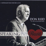 Speaking from the Heart CD