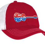 Wilson Fairchild Red Baseball Cap