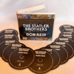 The Music of The Statler Brothers: An Anthology – AUDIO CD Version