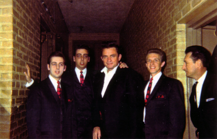 Cash And Go >> The Statler Brothers » About the Statlers
